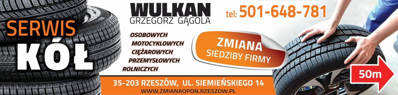 Wymiana Serwis Opon Rzeszów Siemieńskiego Letnie Zimowe